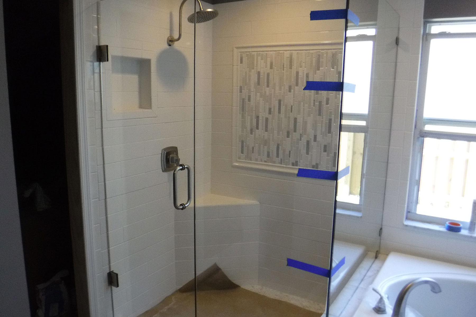 Frameless Shower Enclosure Moores Glass
